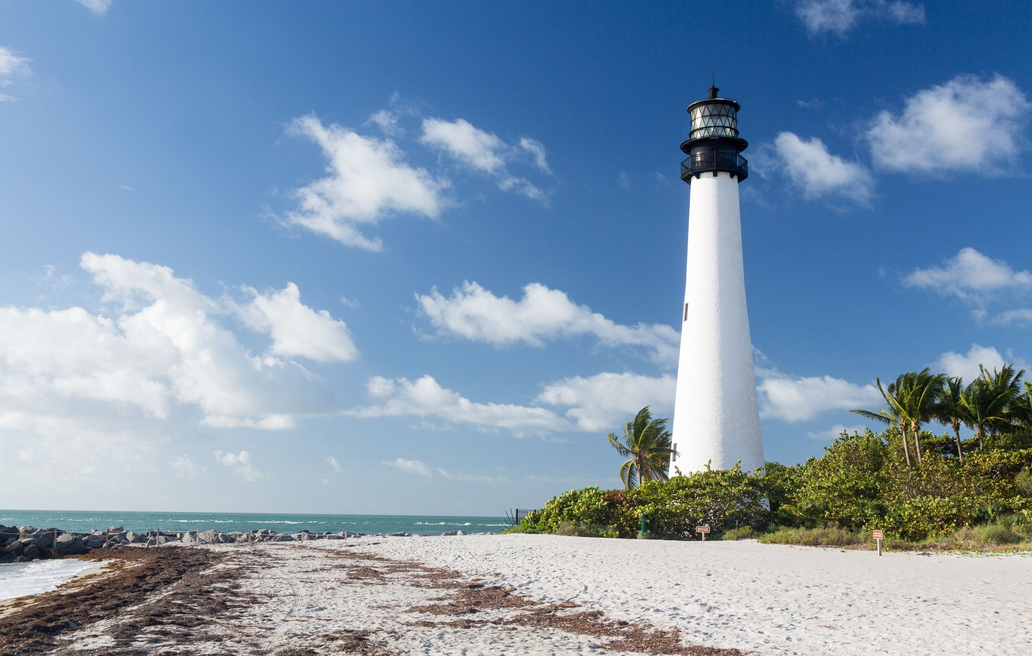 Bill Baggs Cape Florida State Park near The Shoreline at Solé Mia Apartments in North Miami
