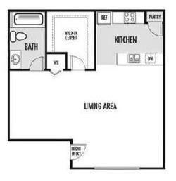 Coopers Pond Apartments Tampa Apartments For Rent